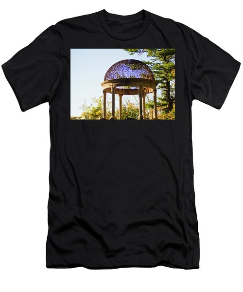 The Sunny Dome  Men's T-Shirt (Slim Fit) by Jose Rojas