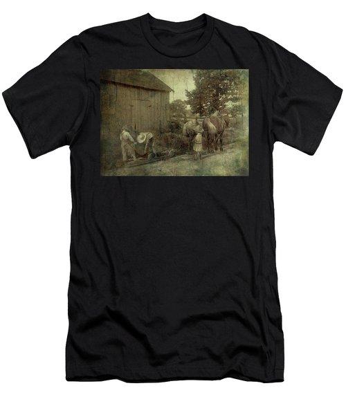 The Supervisor Men's T-Shirt (Athletic Fit)