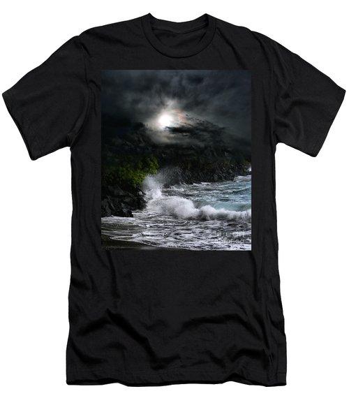 The Supreme Soul Men's T-Shirt (Slim Fit) by Sharon Mau