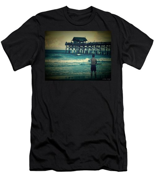 The Surfer Men's T-Shirt (Athletic Fit)