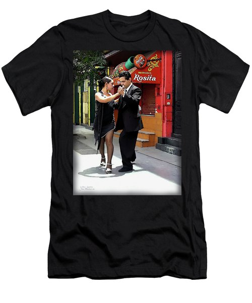 The Tango Men's T-Shirt (Athletic Fit)