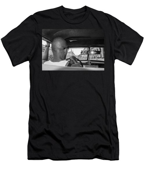 From The Taxi Men's T-Shirt (Athletic Fit)