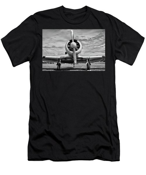 The Texan Men's T-Shirt (Athletic Fit)