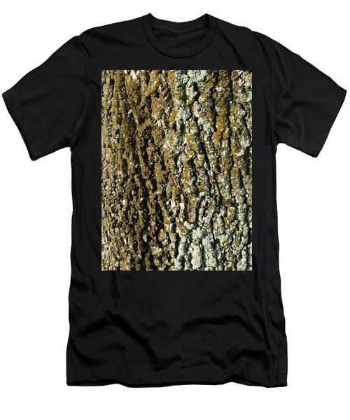 The Texture Is In The Trees2 Men's T-Shirt (Athletic Fit)