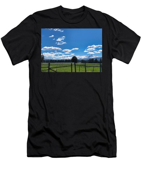 The Three Sisters Men's T-Shirt (Athletic Fit)