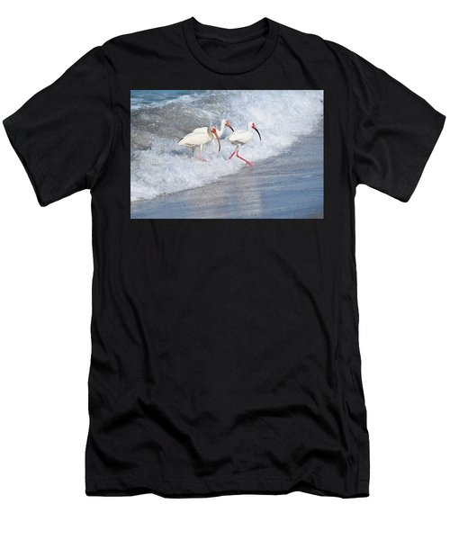 The Tide Of The Ibises Men's T-Shirt (Athletic Fit)