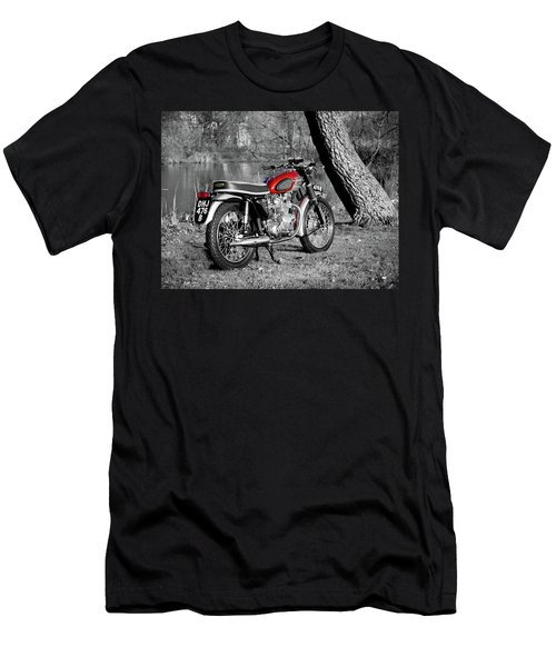 The Tiger 100 Men's T-Shirt (Athletic Fit)
