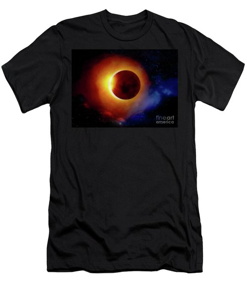 The Total Eclipse Men's T-Shirt (Athletic Fit)