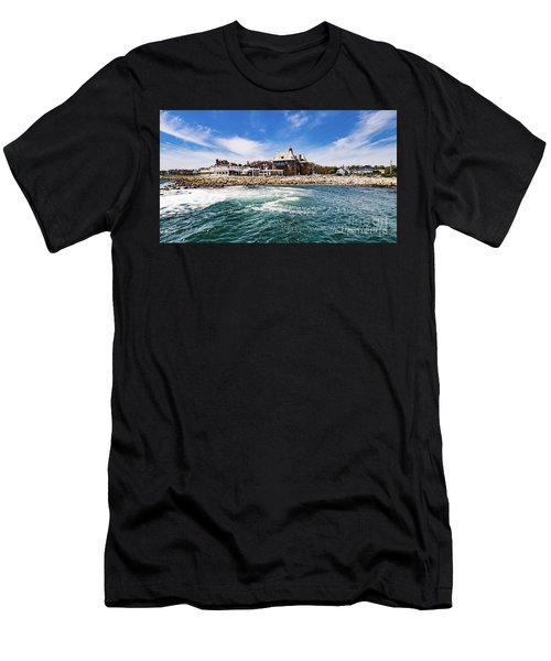 The Towers Of Narragansett  Men's T-Shirt (Athletic Fit)