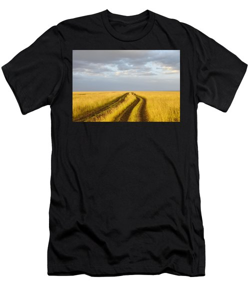 The Trail Men's T-Shirt (Athletic Fit)