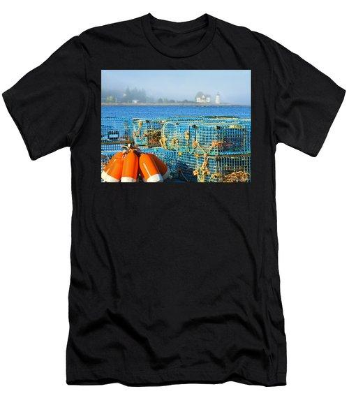 The Traps Men's T-Shirt (Athletic Fit)