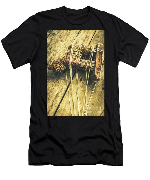 The Trojan Horse And Fall Of Troy Men's T-Shirt (Athletic Fit)