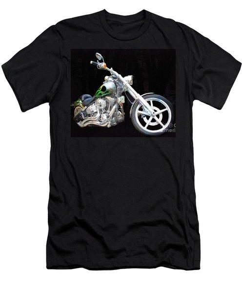The True Love Of His Life Men's T-Shirt (Slim Fit) by Blair Stuart