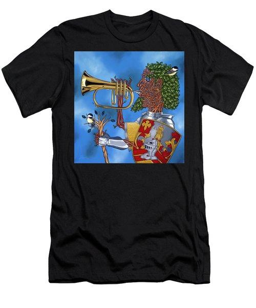 The Trumpiter Men's T-Shirt (Athletic Fit)