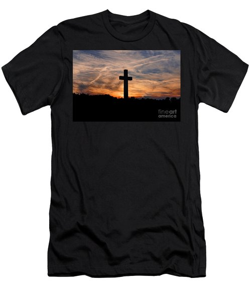The Ultimate Sacrifice Men's T-Shirt (Slim Fit) by Benanne Stiens