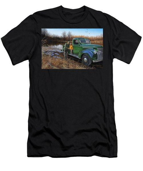The Understudy Men's T-Shirt (Athletic Fit)