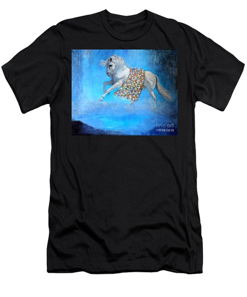 The Unicorn Men's T-Shirt (Athletic Fit)