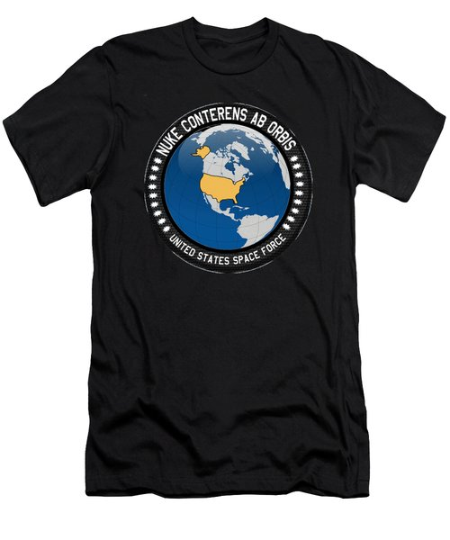 The United States Space Force Men's T-Shirt (Athletic Fit)