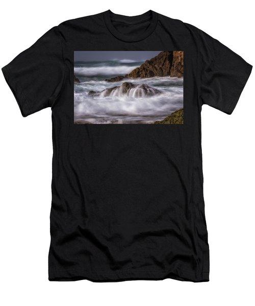 The Unveil Men's T-Shirt (Athletic Fit)