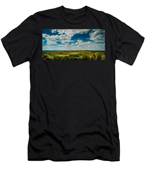 The Valley Men's T-Shirt (Athletic Fit)