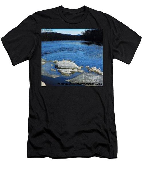 The Vanishing Winter Men's T-Shirt (Athletic Fit)