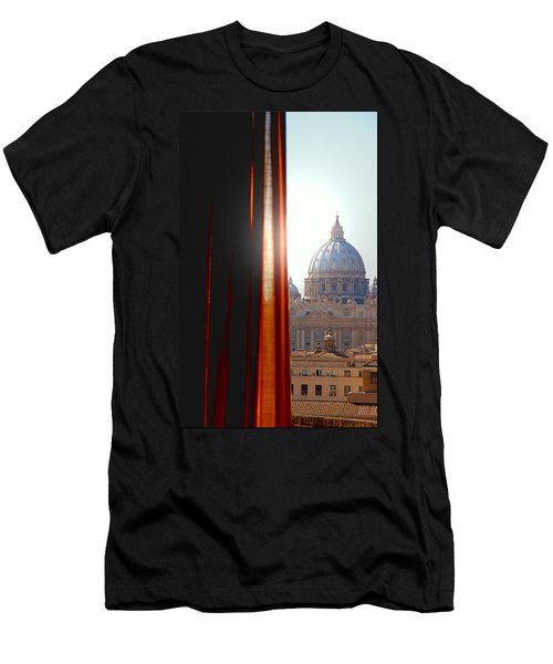 The Vatican Men's T-Shirt (Slim Fit) by Valentino Visentini