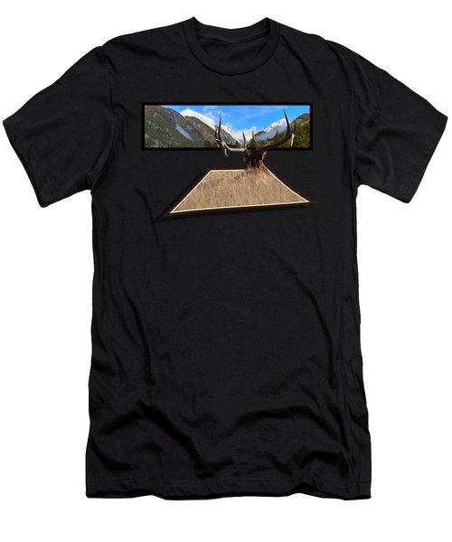 The View Men's T-Shirt (Athletic Fit)
