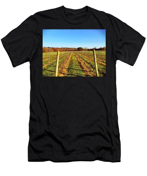 The Vineyard Men's T-Shirt (Athletic Fit)