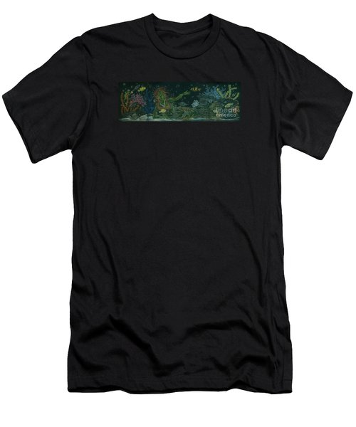 The Visitor Men's T-Shirt (Athletic Fit)