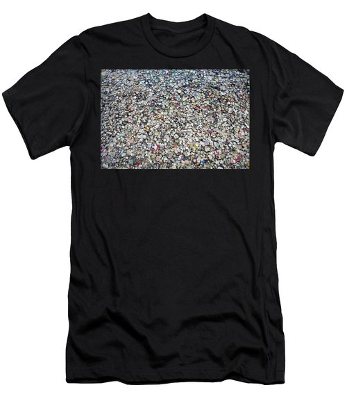 The Wall #12 Men's T-Shirt (Athletic Fit)
