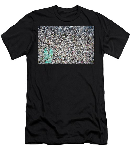 The Wall #6 Men's T-Shirt (Athletic Fit)