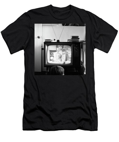 Phoenix Television Circa 1971 Men's T-Shirt (Athletic Fit)