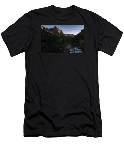 The Watchman Men's T-Shirt (Athletic Fit)