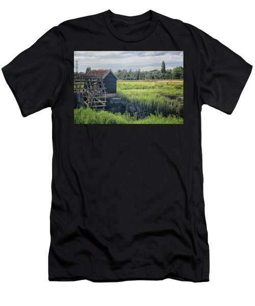 The Water Mill Men's T-Shirt (Athletic Fit)