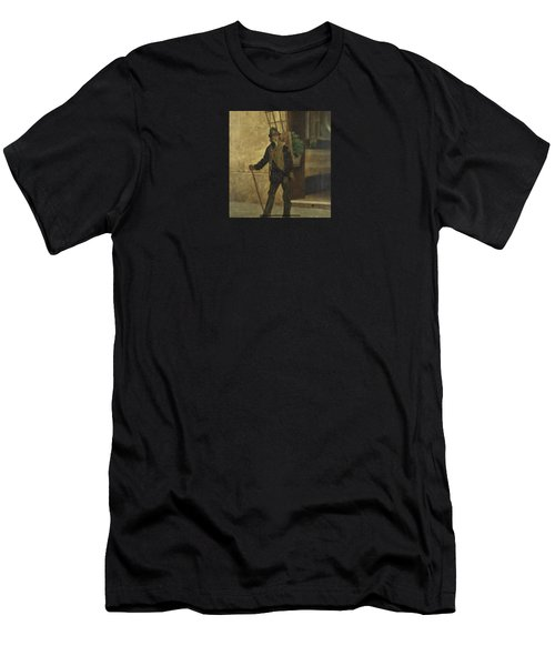 The Watercress Seller Men's T-Shirt (Athletic Fit)
