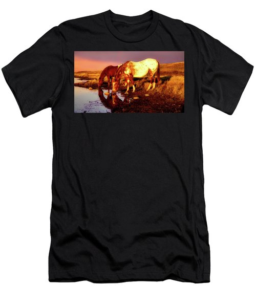 The Watering Hole Men's T-Shirt (Athletic Fit)