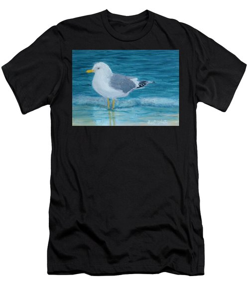 The Water's Cold Men's T-Shirt (Athletic Fit)