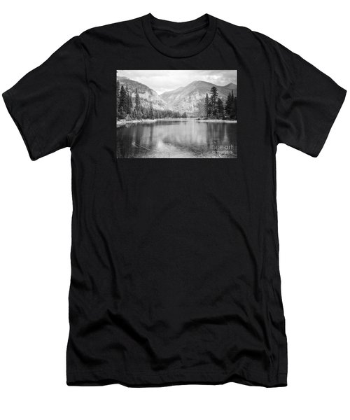 The Way Down- Journey Men's T-Shirt (Athletic Fit)