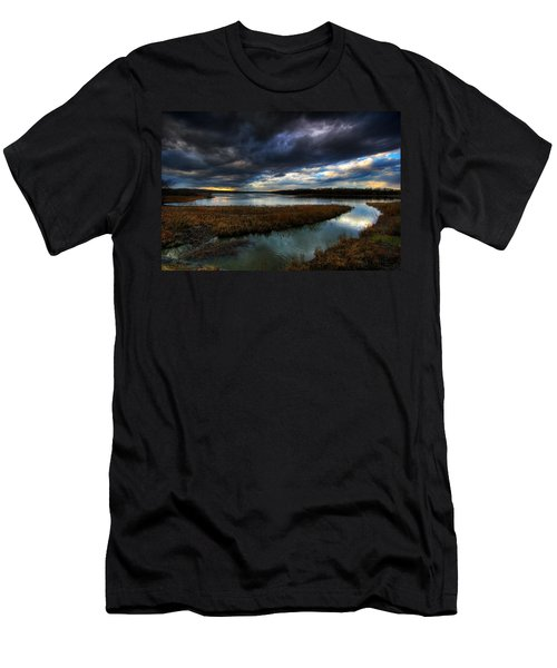 The Way Of The River Men's T-Shirt (Athletic Fit)