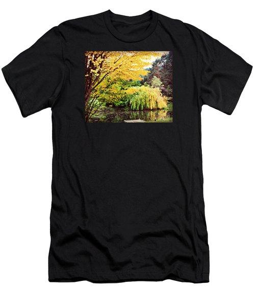 The Wayfarer Pond Men's T-Shirt (Athletic Fit)