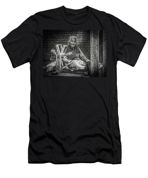 The Weaver Men's T-Shirt (Athletic Fit)
