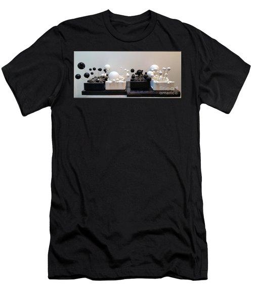 Willendorf Wedding Men's T-Shirt (Athletic Fit)
