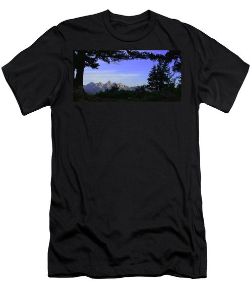 The Wedding Trees Men's T-Shirt (Athletic Fit)
