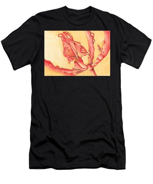 The Wet Dragon Men's T-Shirt (Athletic Fit)