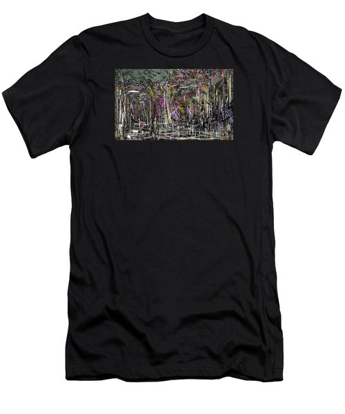 The Whisper Of The Street Men's T-Shirt (Athletic Fit)