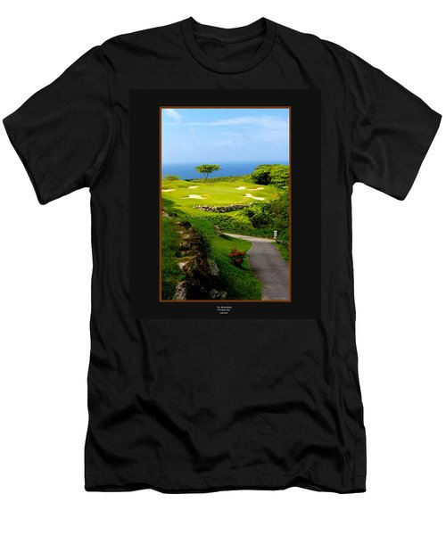 The White Witch Jamaica Men's T-Shirt (Athletic Fit)