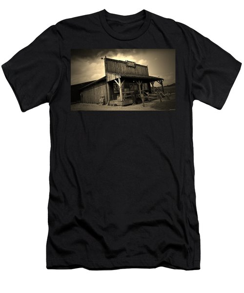 The Wild West Men's T-Shirt (Athletic Fit)