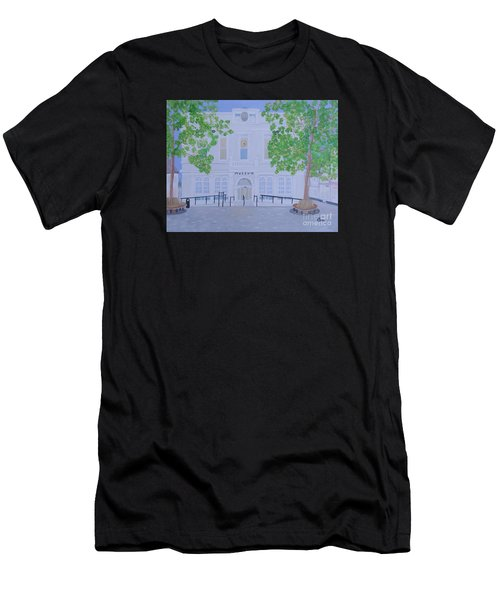 The Willis Museum Basingstoke Men's T-Shirt (Athletic Fit)
