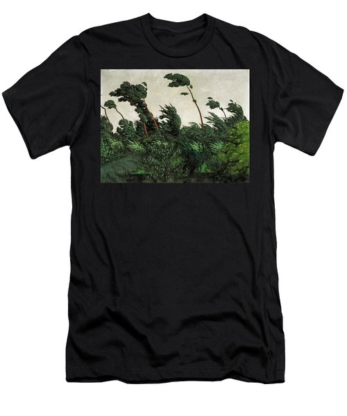 The Wind Men's T-Shirt (Athletic Fit)