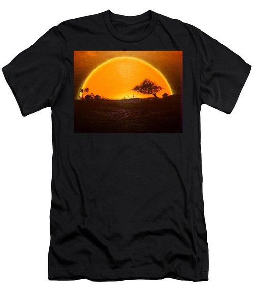 The Wisdom Tree Men's T-Shirt (Athletic Fit)